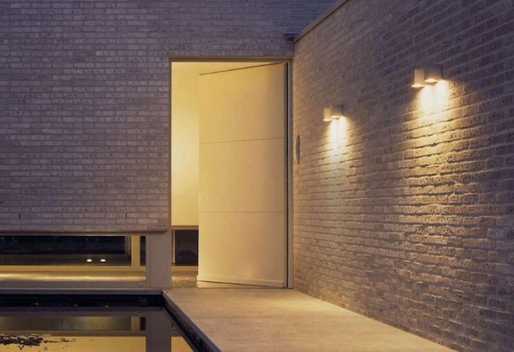 Fixed Wall Pillar Spot Light Led Lighting Factory