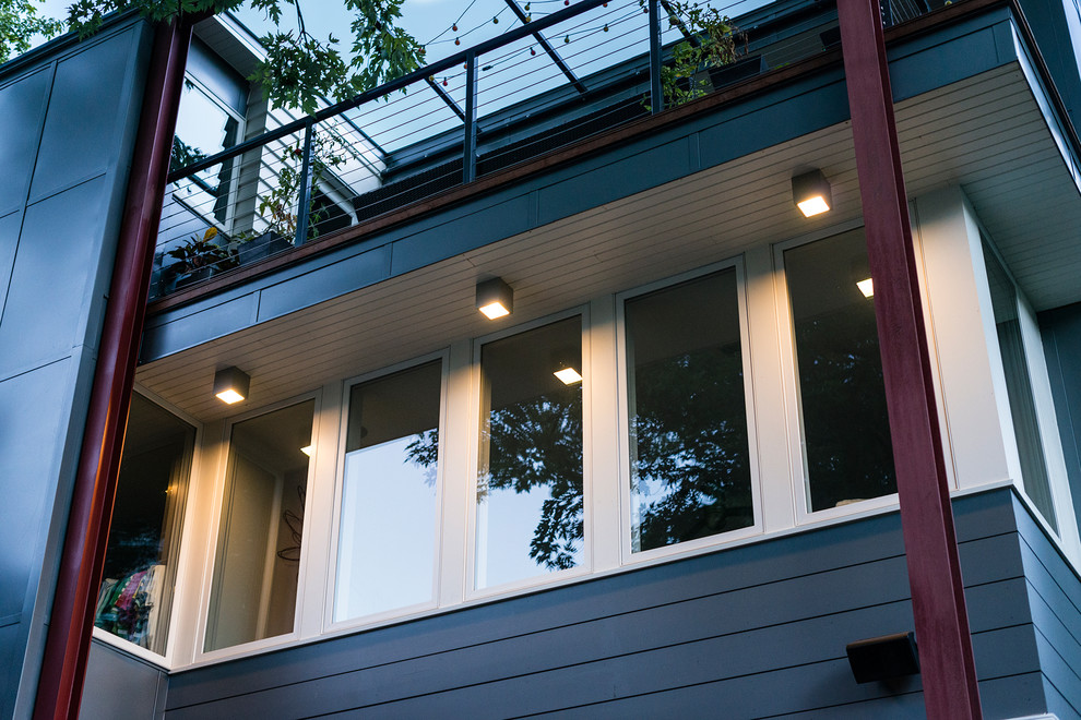 18w Spotlight Architectural Exterior
