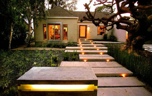 Led Outdoor Stairs Lighting